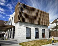 Expansion of detached house in Cascais (Lisboa)