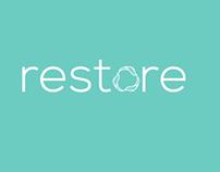 Restore Advertising Campaign