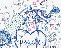 Jenn Parker, Illustrations Jan - Mar 2014