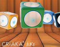 JUKE - (Concept & Visualization)