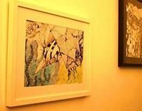 // Art exhibition 2010