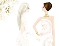 Golden Lace