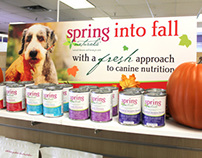 Spring Naturals: Spring Into Fall Campaign