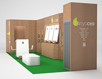 Sanycces · Booth Design