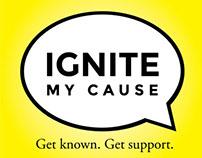 Ignite My Cause Brand Identity
