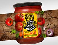 Salsas Pancho Villa