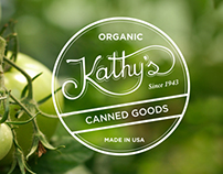Kathy's Canned Goods