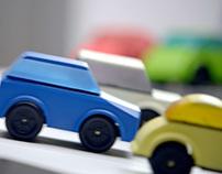 Google Fiber - Toy Car World