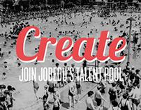 Jobedu's Create Platform is Now Live!