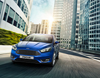 Press Release of the new Ford Focus