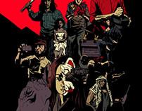 SANGUE MISTO Horror Movie artwork