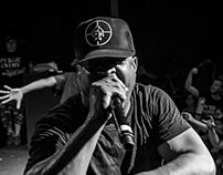 Public Enemy 2014 - Hi-Fi Bar Brisbane, Australia.