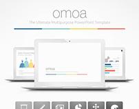 Omoa - Multipurpose PowerPoint Template