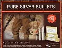 Cabela's Magazine Ad - Silver Bullets