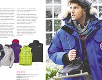 Sporting Life 2013 Lookbook