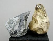 Erratic Rock Formations