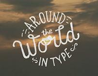 Around the World in Type: Manila Type