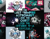 The Last Vampire Astronaut Project Vol 1