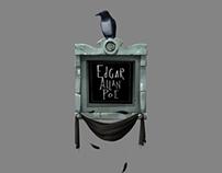 Edgar Allan Poe illustrations