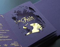 The Fable Bar & Restaurant Brand Project