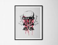 Rinoa bandposter / t-shirt contest