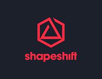 Shapeshift rebrand
