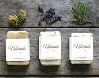 Al Naturale Soap Packaging