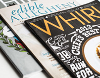 WHIRL Publishing & Edible Allegheny