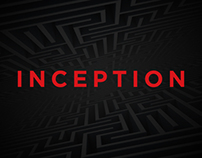 """""""Inception"""" Movie Posters"""
