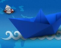 Intro International Banners & Website