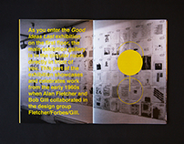 Good Ideas Last: The Work of Gill and Fletcher