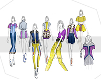 GAMIFICATION - RTW Spring/Summer collection for H&M