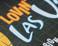 Lovin' Las Vegas: AIGA DC Event Promo
