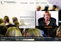 Emergent Solutions Organization Design Labs site