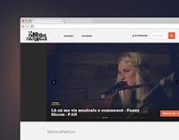 La Fabrique culturelle - Branding & website