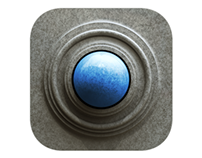 3D Granite iOS Icon
