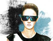 Celine Fashion Show