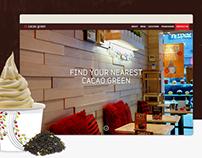 Cacao Green :: Website