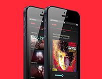 Blastr - Music App