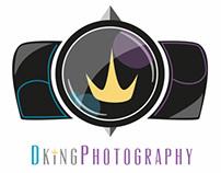 DKingPhotography Logo Development