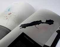 The canal area : brochure with layered maps