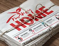 'Turkey: Home' Press Release