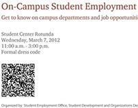 University Employment Fair