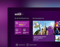 Worldcard Windows 8 App
