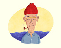 mr. Cousteau