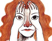 Sketchbook comp 2: Illustration