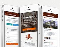 BuddyBroker mobile application