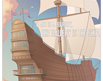 Recent Illustration Collection by Noah Kroese