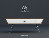 6T Coffee Table