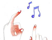 Sketchbook Comp 3: Hands